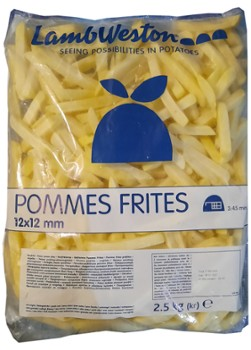 Frytki Regular Fries12x12, 2,5kg/5 LW F81