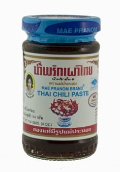 Thai Chili Paste 114g/24 Mae Pranom e