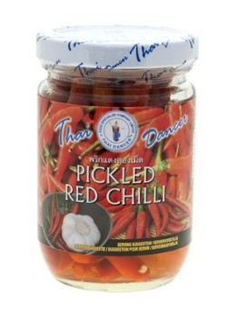 Chili Red Pickled 200g/12 Thai Dancer *e