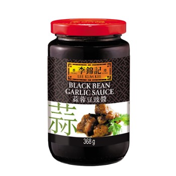 Sos Black Bean Garlic 368g/12 LKK  e