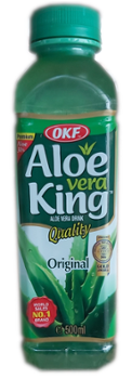 Napój aloesowy Aloe Vera King Natural 500ml/20 OKF
