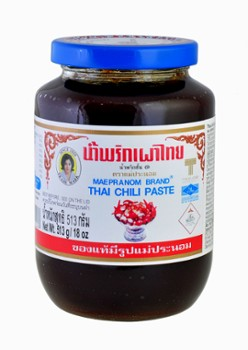 Thai Chili Paste 513g/12 Mae Pranom e