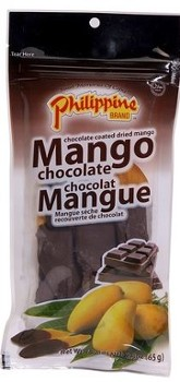 Mango Chocolate 65g/25 Philippine