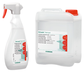 MELISEPTOL FOAM PURE 750ML  PIANKA
